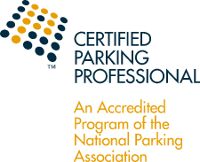 Certified Parking Professional logo